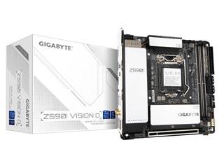 Gigabyte Z590I VISION D [GAZ59VSI-00-GA] Εικόνα 1
