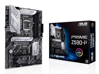 Asus Prime Z590-P [90MB16I0-M0EAY0] Εικόνα 1