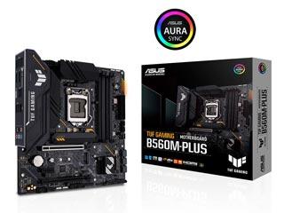 Asus TUF Gaming B560M-Plus [90MB1780-M0EAY0] Εικόνα 1