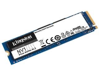 Kingston 1TB NV1 NVMe M.2 PCI-Express SSD [SNVS/1000G] Εικόνα 1