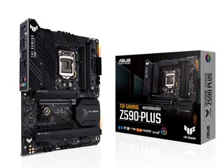 Asus TUF Gaming Z590-Plus [90MB16B0-M0EAY0] Εικόνα 1