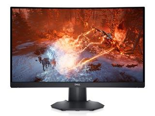 Dell S2422HG Full HD 23.6¨ Curved Wide LED VA 165Hz - 4ms with AMD FreeSync Premium [210-AYTM] Εικόνα 1