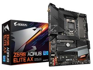 Gigabyte Z590 AORUS Elite AX (Rev.1.0) Εικόνα 1