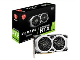 MSI GeForce RTX 2060 6GB Ventus GP OC Εικόνα 1