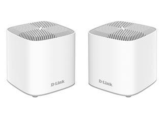 D-Link COVR AX1800 Wireless Dual Band Gigabit Whole Home Mesh Wi-Fi System 2-Pack [COVR-X1862] Εικόνα 1