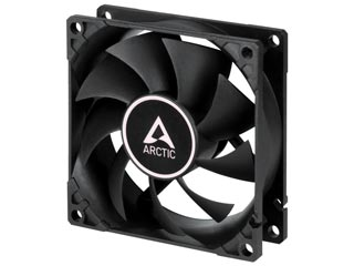 Arctic Cooling Fan F8 80mm - Black [ACFAN00205A] Εικόνα 1