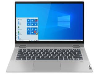 Lenovo IdeaPad Flex 5 Convertible - Ryzen 5-5500U - 8GB - 256GB SSD - AMD Radeon Graphics - Win 10 Home S [82HU0068GM] Εικόνα 1