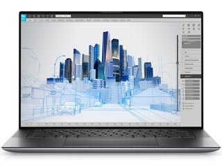 Dell Precision 5560 - i7-11800H - 16GB - 512GB SSD - Nvidia Quadro T1200 4GB - Win 10 Pro [471458562] Εικόνα 1