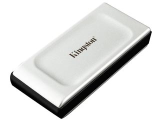 Kingston 2TB XS2000 Portable SSD USB-C 3.2 Gen 2x2 [SXS2000/2000G] Εικόνα 1