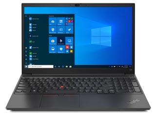 Lenovo ThinkPad E15 Gen3 - Ryzen 7-5700U - 16GB - 512GB SSD - AMD Radeon Graphics - Win 10 Pro [20YG003VGM] Εικόνα 1