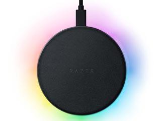 Razer Wireless Qi Charging Pad Chroma - 10W [RC21-01600100-R371] Εικόνα 1