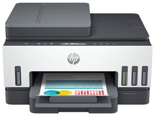 HP Color Inkjet Smart Tank 750 All-in-One [6UU47A] Εικόνα 1