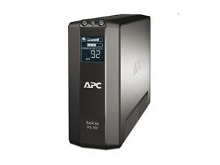 APC Back-UPS RS LCD 550VA/330W Master Control [BR550GI] Εικόνα 1