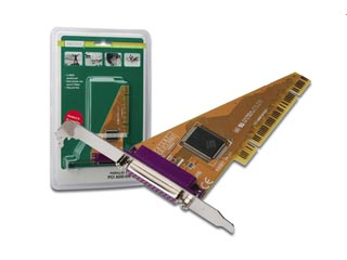 Digitus PCI, Parallel interface card 1x DSUB 25 [DS-33010] Εικόνα 1