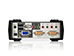 Aten KVM 2 Port USB-PS/2 Switch With Audio [CS1732B] Εικόνα 2