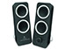 Logitech Z200 Multimedia Speakers (Black) [980-000810] Εικόνα 3