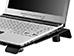 Cooler Master Notebook Cooling Pad NotePal CMC3 - Black [R9-NBC-CMC3-GP] Εικόνα 3