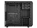 Corsair Carbide Series SPEC-01 Red LED Mid-Tower Gaming Case - Black [CC-9011050-WW] Εικόνα 2