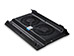Deepcool Notebook Cooling Pad N8 - Black [DP-N24N-N8BK] Εικόνα 2