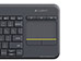 Logitech Wireless Touch Keyboard K400 Plus - US Layout [920-007145] Εικόνα 2