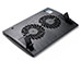 Deepcool Notebook Cooling Pad Wind Pal FS - Black [DP-N222-WPALFS] Εικόνα 2