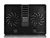 Deepcool Notebook Cooling Pad U Pal - Black [DP-N214A5-UPAL] Εικόνα 4
