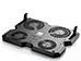 Deepcool Notebook Cooling Pad MultiCore X6 - Black [DP-N422-MCX6] Εικόνα 2