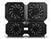 Deepcool Notebook Cooling Pad MultiCore X6 - Black [DP-N422-MCX6] Εικόνα 4