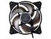 Cooler Master MasterFan Pro 120 Air Pressure PWM 120x120x25 [MFY-P2NN-15NMK-R1] Εικόνα 2