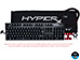 HyperX Alloy FPS Mechanical Gaming Keyboard - Cherry MX Blue [HX-KB1BL1-NA/A2] Εικόνα 3