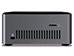 Intel NUC - i3-7100U with 2.5¨ HDD Support - Silver [NUC7i3BNH] Εικόνα 3