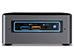 Intel NUC - i3-7100U with 2.5¨ HDD Support - Silver [NUC7i3BNH] Εικόνα 4