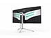 AOC AGON AG352QCX WQHD 35¨ Wide Curved - 200Hz - AMD FreeSync Εικόνα 3