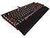 Corsair K70 LUX Red LED Mechanical Gaming Keyboard - Cherry MX Red [CH-9101020-NA] Εικόνα 2