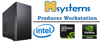 Msystems Producer Workstation