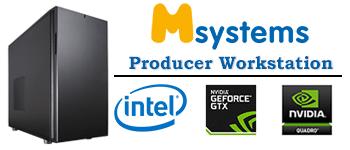 Msystems Producer Workstation