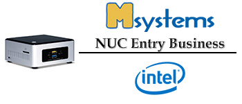 Msystems NUC Entry Business