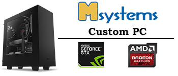 Msystems Custom PC Builder