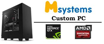 Msystems Custom PC Builder