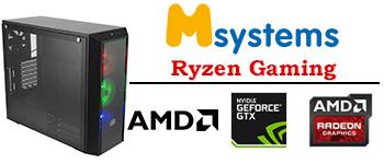 Msystems Ryzen Gaming