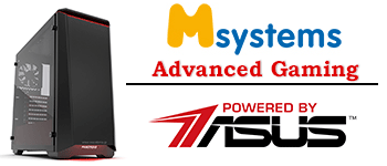 Msystems Powered By Asus Advanced Gaming