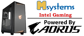 Msystems Powered By Aorus Intel Gaming