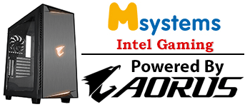 Msystems Powered By Aorus Intel Gaming
