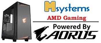 Msystems Powered By Aorus AMD Gaming